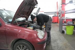 Инструкция за безопасност на труда при обслужване и ремонт на моторни превозни средства